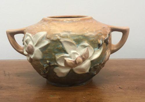 Roseville Pottery Magnolia Bowl 446-4