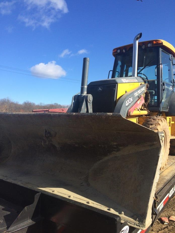 2012 John Deere 410K Backhoe Loaders