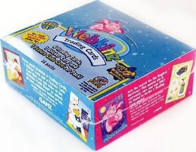 Webkinz Series 3 Trading Card Box New CCG Packs; Decks; Pack; CCG Decks
