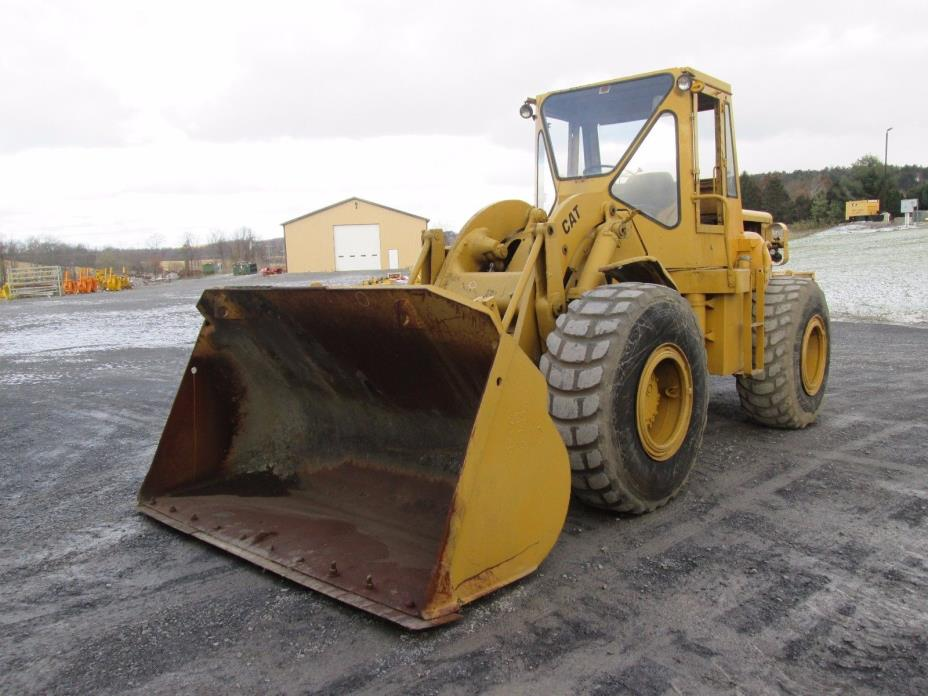 Cat 950 Farm Wheel Loader
