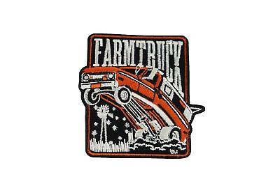 Farmtruck and AZN Street Outlaws FarmTruck Patch
