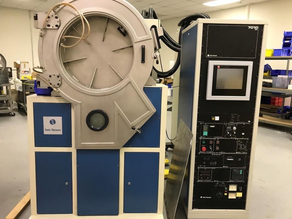 Satis Vacuum S150D Sunglass Coating machine