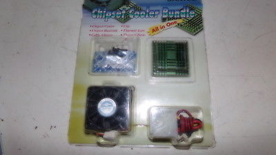 NEW Vantec Chipset Cooler Bundle