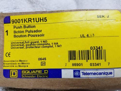 9001KR1UH5 SQUARE D 9001-KR1UH5 Push Button - NEW