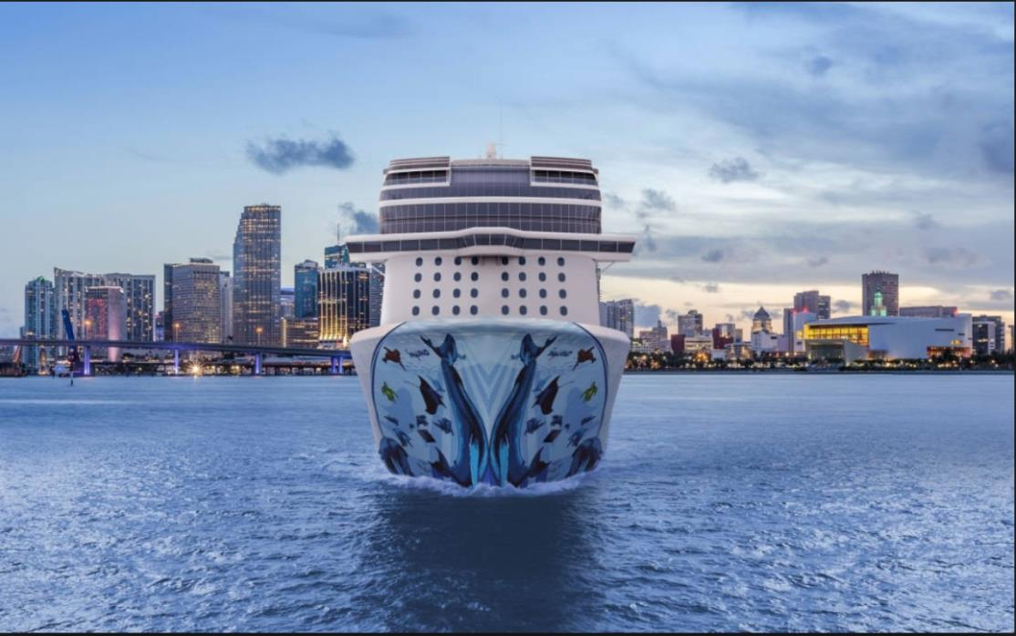 250$ US Norwegian Cruise Line Voucher for 190$US (Expires 2021)