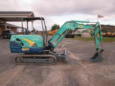 IHI 35N3 Excavator Farm Tractor Dozer
