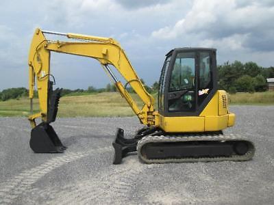 IHI 80NX3 Midi Excavator Farm Tractor Dozer