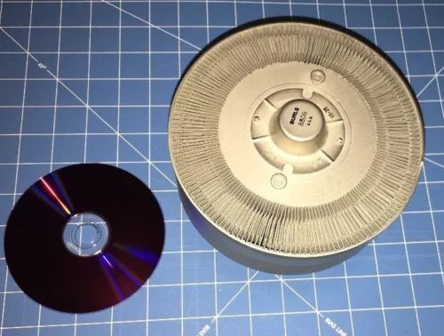 The big bad CB Radio Tube / BURLE 8806 Amplifier Tube