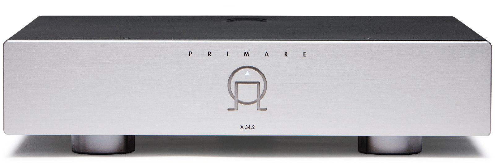Titanium Primare A 34.2 Audiophile 2-Channel Amplifier Excellent Condition $2500