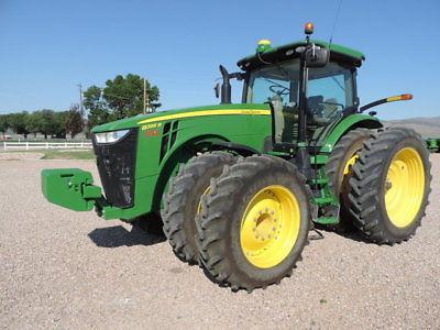 2014 John Deere 8295R Tractors