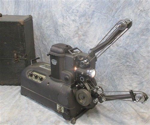 Ampro Sound Precision Projector Premier 10 Serial# 60150 Vintage Equipment