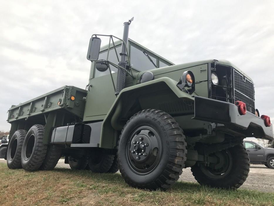 2 1/2 TON M35A2C HARDTOP 6X6 MILITARY Cargo TRUCK m923 m925 m35a3 m998 m1078