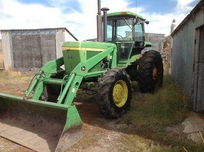 1980 John Deere 4630 Tractors