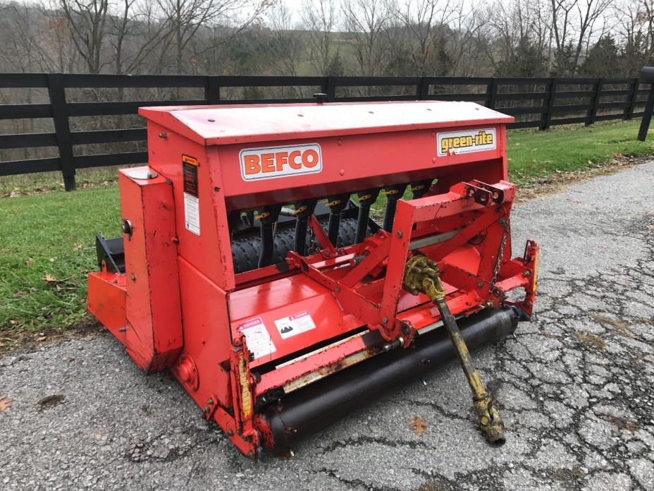 Befco GRT258 Overseeder