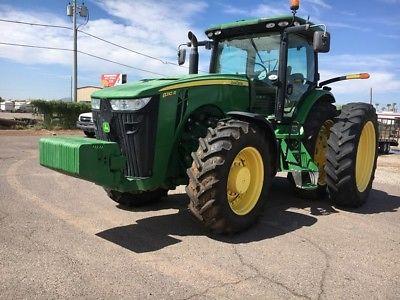 2012 John Deere 8310R Tractors
