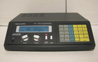 Realistic PRO-2004 300 Channel Programmable Scanner VHF UHF AM/FM (Model 20-119)