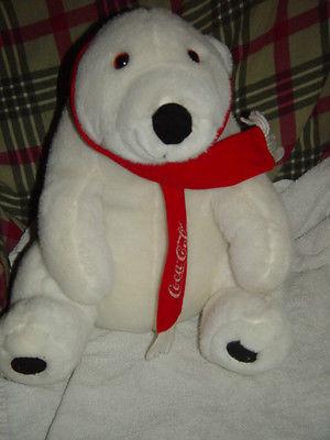 1993 Coca Cola Coke Polar Bear