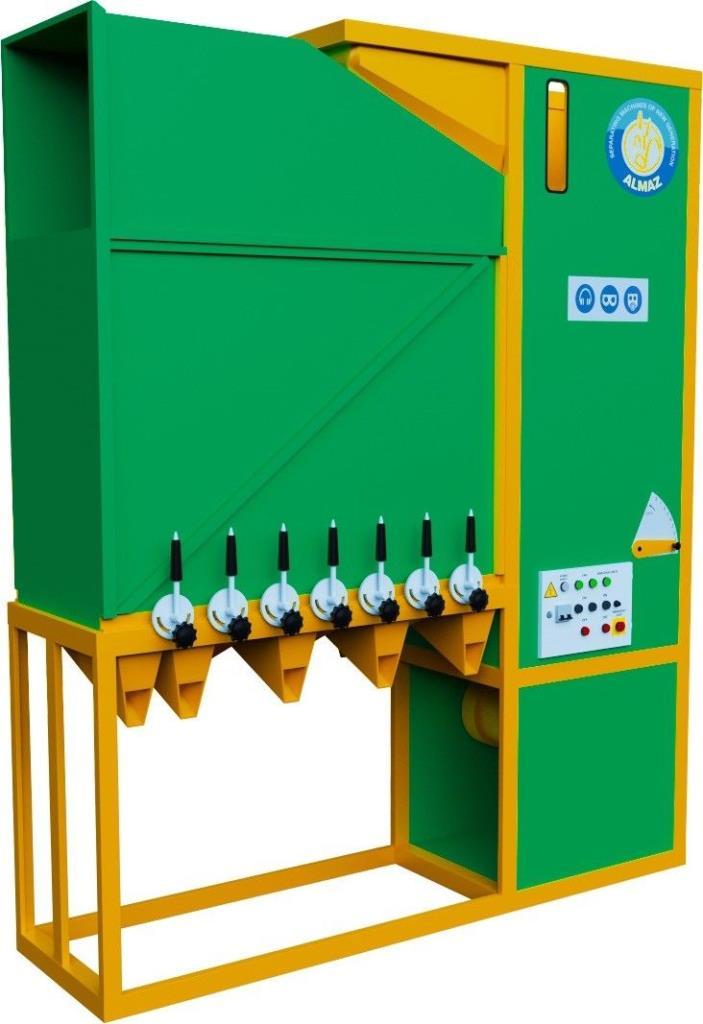 Grain Cleaning and Grain Handling Equipment