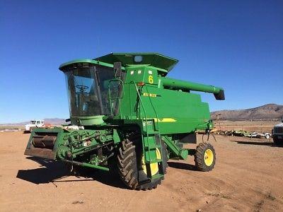 1998 John Deere 9510 Combines & Harvesters