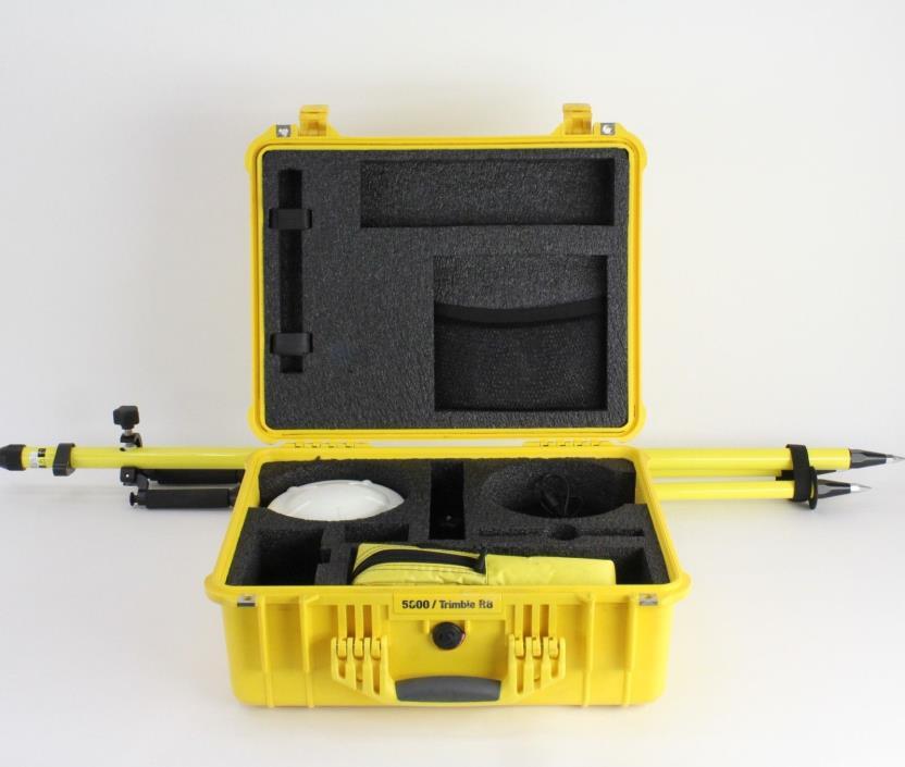 Trimble SPS881 Rover GNSS GPS Receiver Kit w/ TSC2, SCS900 GCS900