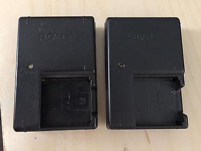 Sony BC-CSG BC-CSGB LOT OF 2