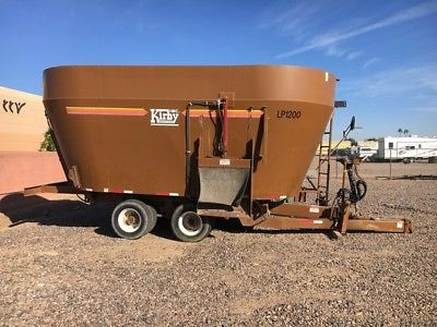 2010 Kirby Manufacturing LP1200 Mixer Systems