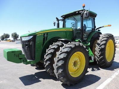 2014 John Deere 8335R Tractors