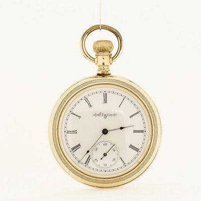 Elgin Pocket Watch 119 Years Old