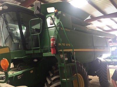 2011 John Deere 9670 STS Combines & Harvesters
