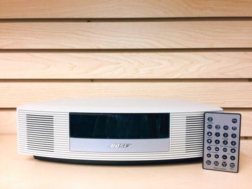 Bose Wave Radio II w/ Remote Model AWR1B1