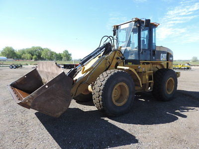 2008 Caterpillar 930G IT Wheel Loaders