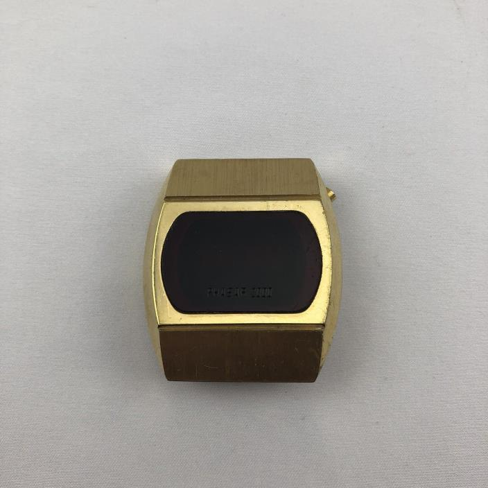Sear Roebuck Phasar 3000 Red Led Watch for Parts or Repair