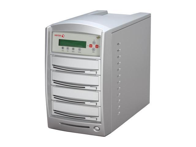 Xerox Silver 1 to 3 DVD Duplicator with a160GB HD and Copy Protection Software