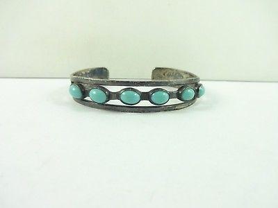 Sterling Silver Designer Signed RMD Mexico Bracelet 5.35