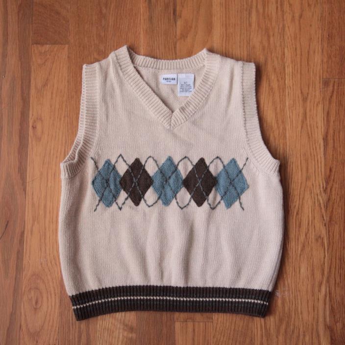 Sweater Vest | Size 3T  Parisian Kids | GUC!