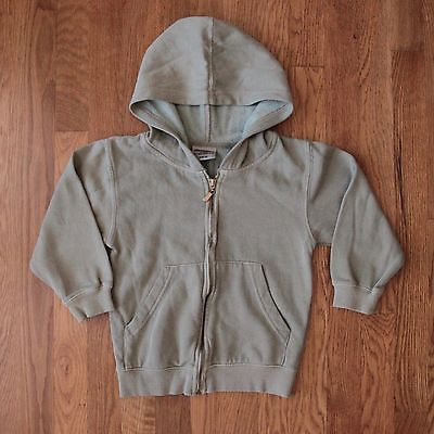 Comfort Colors Hooded Jacket | Size XS 4T | NWOT