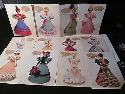 LOT 12 ANNIES ATTIC  THE GIBSON GIRL 11 1/2