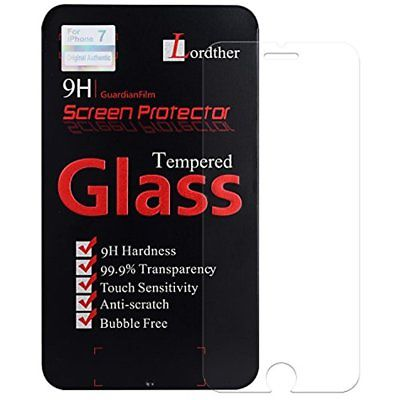 Screen Protectors IPhone 8, Tempered Glass Protector, Anti Glare 3D Touch Bubble