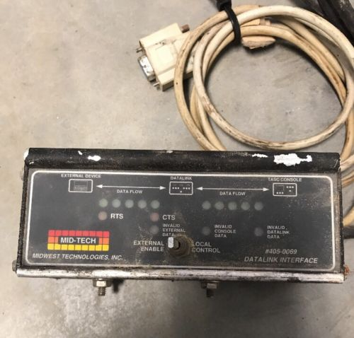 Mid-Tech DataLink Interface Part Number: 405-0069