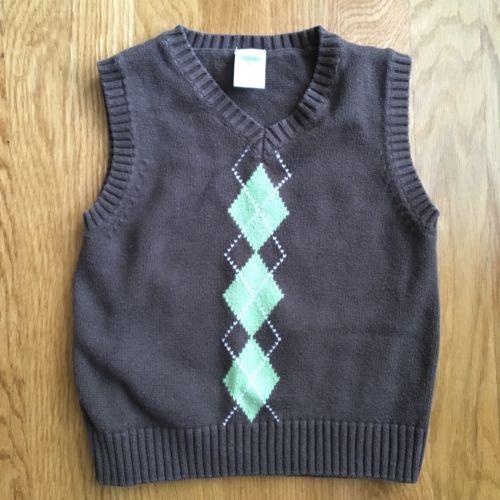 Gymboree Sweater Vest | Size 2t | EUC!