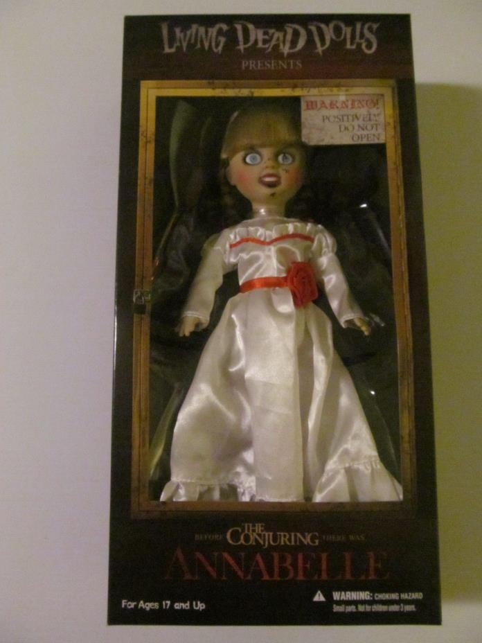 Living Dead Dolls - Annabell - The Conjuring - Sealed - Light Wear
