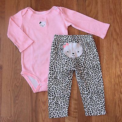 Carter's Pajamas | Size 12 mo | EUC!