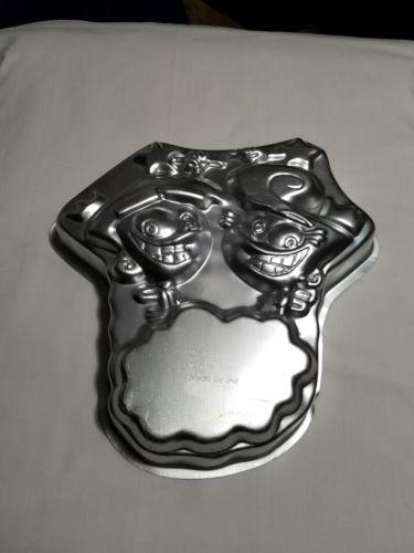 Fairly Odd Parents cake pan