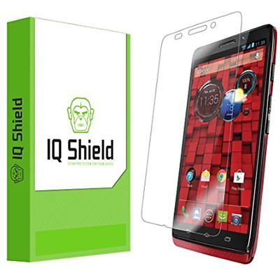 Screen Protectors Motorola DROID Ultra Protector, IQ Shield LiQuidSkin Full For