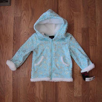 Fleece Hood Jacket | Size 2T | NWT!