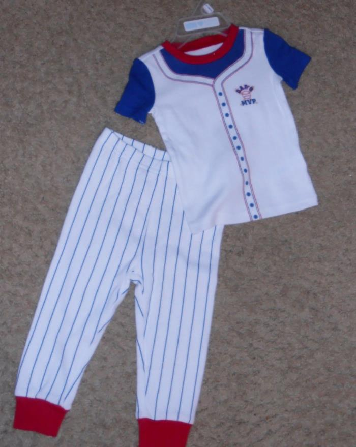 Dad's MVP 2PC  sleep set  SIZE 6-9 months   by The Children's Place