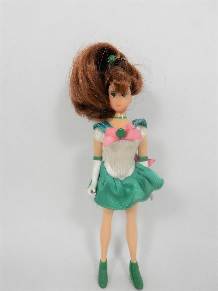 Bandai Sailor Jupiter Adventure Doll 1995 6