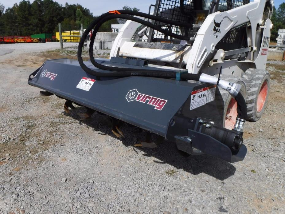 Bobcat Skid Steer Attachment - 72