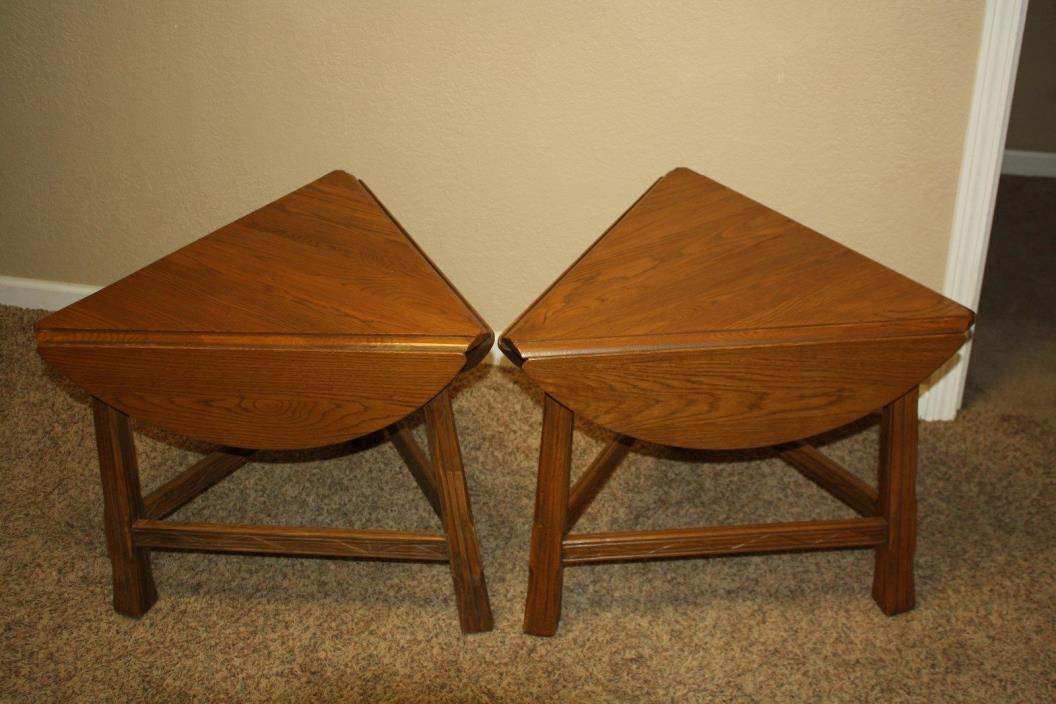 Ranch Oak tavern tables