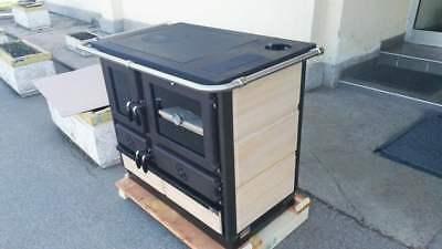 Wood/Coal Burning Cook Stove SandStone/Left flue